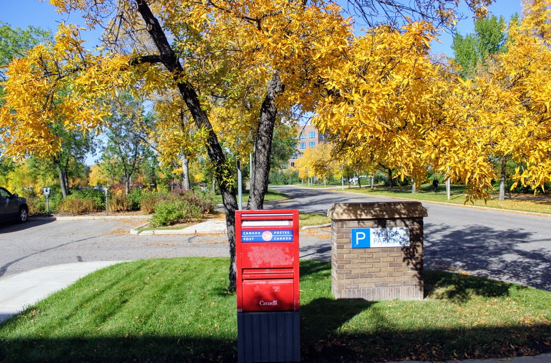 Canada Post Box - Galleria